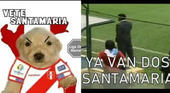 Perú vs. Brasil: Anderson Santamaría es víctima de memes tras derrota  de le selección