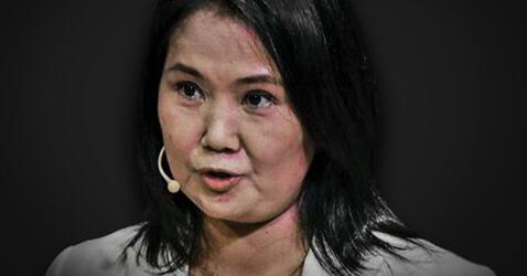 Foto de Keiko Fujimori