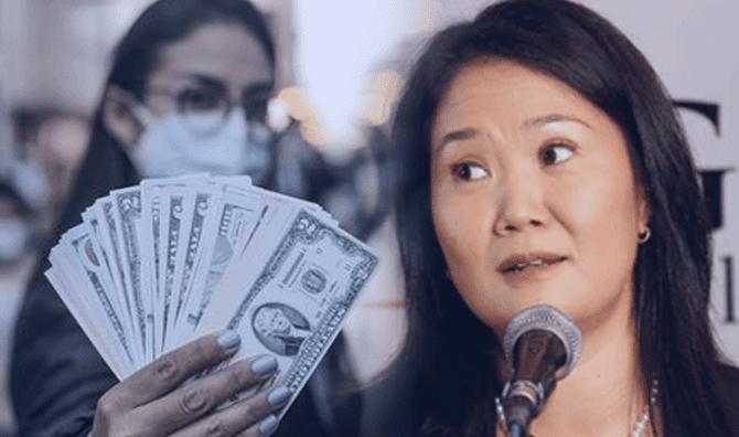 """Reportero de Canal N es 'troleado' con precio del dólar: """"La culpa es de Keiko"""""""